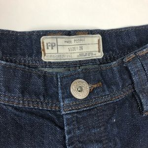 Free People Jeans - Free People jeans size 26 Denim